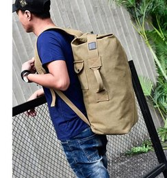 $enCountryForm.capitalKeyWord Canada - Large Capacity Rucksack Man Travel Bag Mountaineering Backpack Male Luggage Boys Canvas Bucket Shoulder Bags Men Backpacks