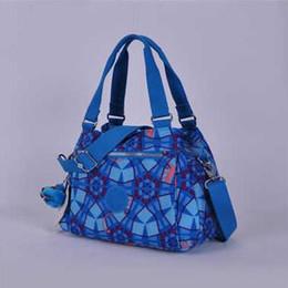 sweden brand kip monkey handbag waterproof nylon woman bag shoulder Bags  crossbody bag school bag multifunction zipper handbag K15257-07 8d69779f86f2a
