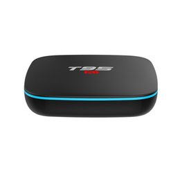 Hdmi networking online shopping - T95 R1 GB GB Android TV Box Amlogic S905W Quad core WIFI Media Player HD G Network Streaming TV Boxes