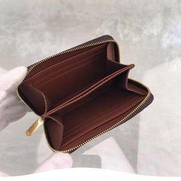 5db8f7e7cdc3 Оптовая оригинальный кожаный дизайнер короткий кошелек мода высокое  качество оригинальный портмоне женщины кошелек классический молнии  карманные деньги ...