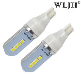 Chinese  WLJH 10V-30V Car T15 LED 921 W16W Light LED Lamp Backup Reverse Rear Light Bulbs For Kia Sportage Sorento Forte K2 K3 K4 manufacturers