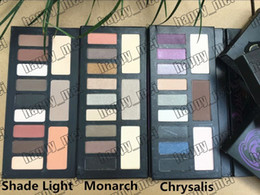 Different eyeshaDow online shopping - Factory Direct DHL Hot Brand New Makeup Eye Matte Colors Eyeshadow Different Colors