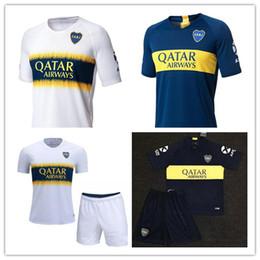 2982293a5 2018 2019 Boca Juniors Jersey Home Away 18 19 Pavon GAGO TEVEZ ABILA  Benedetto Cardona Match football shirts
