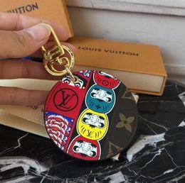 $enCountryForm.capitalKeyWord Australia - linlin Celebrity design CHARM KEY HOLDERS BAG CHARMS TASSEL BB BAG DRAGONNE KEY HOLDER M65221