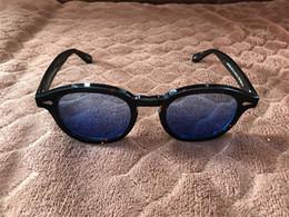 depp sunglasses 2019 - 2019 Eyewear Johnny Depp Sun Glasses Lemtosh Sunglasses Top Quality UV400 Polarized Sun Glasses With Original Case Degli