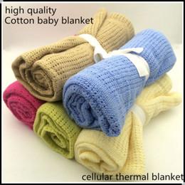 $enCountryForm.capitalKeyWord Canada - Banklet Receiving Blanket Solid 15 Colors Soft Organic Cotton Blankets Portable