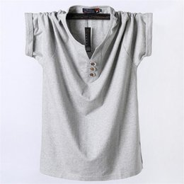80f6a2c58d7f Clothes Color matChing man online shopping - Spring V Mens Long Sleeve T  Shirt collar shirt