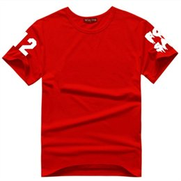 $enCountryForm.capitalKeyWord Australia - Summer Men T-Shirts Brand Design Short Sleeve Cotton Blend Tee Shirts for Male Quick Dry and Fashion 8 Color Available