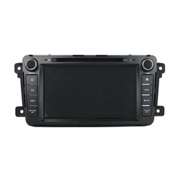 Discount car radio gps mazda Car DVD player for Mazda CX-9 2012-2013 8Inch 4GB RAM Andriod 8.0 with GPS,Steering Wheel Control,Bluetooth, Radio