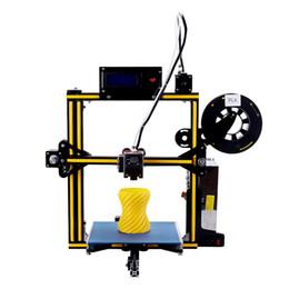 I3 desktop online shopping - Update ZONESTAR Z5 ZSD Aluminum Alloy Frame Multi material Printing DIY D Printer Kit Desktop D printer