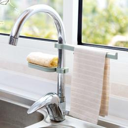 Clip shelf online shopping - Water Tank Stacks Bathroom Supplies Storage Rack Soap Box Rag Combination Clip Shelf Kitchen Drain Dry Towel Holder zz jj