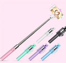 online shopping Handheld Camera Selfie Stick For Iphone S Plus S For Samsung Galaxy S4 S5 S6 S7 Edge Monopod Mini Self Pole Tripod Monopod