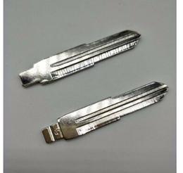 Toyota Key Blanks Australia - 10Pcs lot Top Quality Metal Blank Uncut Flip KD Remote Key Blade Type NO.5