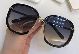 Full Face shield online shopping - Luxury Sunglasses For Women Fashion Deisng CE143 Square Frame UV400 Len Summer Style Favorite Type Designer Face Come With Case