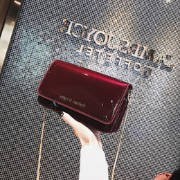 $enCountryForm.capitalKeyWord Australia - New small package for 2018.Coat of paint.Chain and mirror Single shoulder bag.Stylish, simple and elegant ladies single shoulder bag.T426