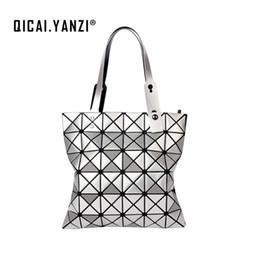 1cc9f19c3d6d Baobao Bags Canada - QICAI.YANZI Women Handbags Geometric Laser BaoBao  Handbag Women Lingge Bao