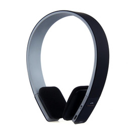 Chinese  New Edition AEC BQ-618 Headphone Wireless Bluetooth V4.1 + EDR Earphone with Intelligent Voice Navigation for Cellphone Tablet manufacturers