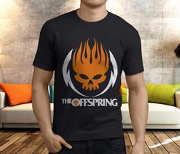 Yeni Serin Yavru Kafatası Rock Grubu erkek Siyah T-Shirt Boyutu S-3XL indirimde