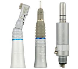 Зубоврачебный низкоскоростной мотор воздуха Borden угла Handpiece EX203 прямой Contra Handpiece/Midwest 2/4Holes