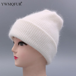 $enCountryForm.capitalKeyWord NZ - YWMQFUR Women hat for autumn winter knitted wool beanies fashion hats 2018 new arrival casual caps good quality female hat H70 Y18110503