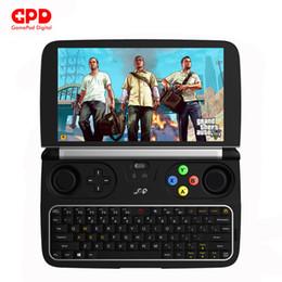 China GPD WIN 2 Intel Core m3-7Y30 Quad core 6 Inch GamePad Tablet Windows 10 8GB RAM 128GB ROM Pocket Mini PC Laptop Game Player cheap windows tablet mini suppliers