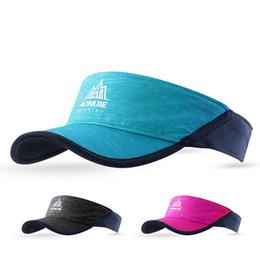 2149c9736d857 Motion Sunscreen Empty Top Hat Outdoor Sports Camping Equipment Men Women  Run Series Adjustable Belt Sports Cap 35an bb