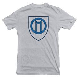 Marseille 60 Style T Herren 2018 Mode Marke T-Shirt O-Ausschnitt 100% Baumwolle im Angebot