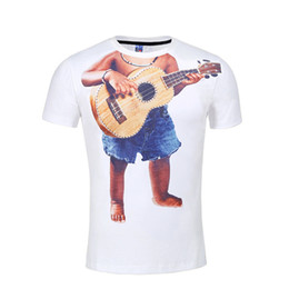 Discount funny t shirts xxl - FeiTong Men's T-shirts 2018 Funny Tee Cute T shirts Homme Anime print Cool Tshirt Skateboard Summer Jersey Costume