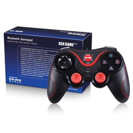$enCountryForm.capitalKeyWord NZ - GEN GAME Wireless Bluetooth 3.0 Gamepad Gaming Controller Game Gamepad Joystick for Android Smartphone Holder PC Android Phone