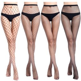 c1659862103b8 Wholesale Nylons Stockings NZ - 2018 Sexy Fishnet Stockings Women Mesh  Stocking Sexy Pantyhose Nylon Tights
