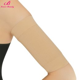 bc7877ed2c Lover-Beauty 1 Pair of Girls Women Calories off Upper Arm Shaper Beauty  Shaping Slimmer Sleeve Wraps Belt Band Lose Arm Fat Wrap
