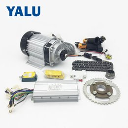 Bldc Reliable 500w Dc 48v / 60v Brushless Motor Without Gearbox Electric Bicycle Motor Bm1418zxf