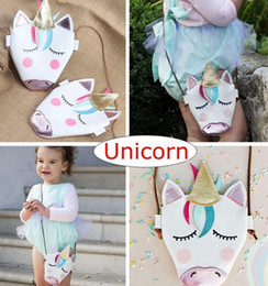 $enCountryForm.capitalKeyWord Canada - NEW Kids Girl Fashion Unicorn Shoulder Bag Lovely Cute Messenger Bags School Crossbody Bag Pouch Baby Girls Birthday Gift