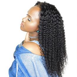 Afro Hair Extensions Bundles Australia - 4Pcs Cheap Mongolian Kinky Curly Virgin Hair Extensions 8A Human Hair Bundles Mongolian Afro Kinky Virgin Hair Weave