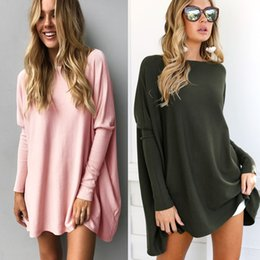 cce06510710 Dolman sweater xl online shopping - 2019 New Women Long Sleeve Knitted  Sweater Tops Loose Cardigan
