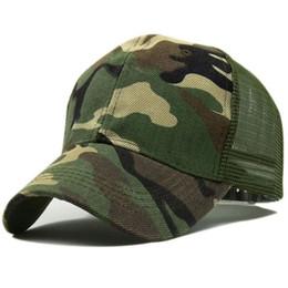 $enCountryForm.capitalKeyWord UK - Men Mesh Cap Camouflage Snapback Blank CaBaseball Cap with no Embroidery Army Green Gray Trucker Size 58