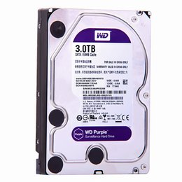 WD Purple 3 TB SATA 6.0 Gb / s 3,5