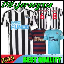3ea2f3f3a13 Newcastle online shopping - 18 Newcastle United soccer jerseys MITROVIC  SHELVEY GAYLE AYOZE Lascelles football uniform