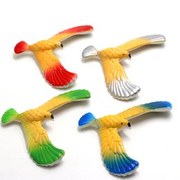 $enCountryForm.capitalKeyWord Australia - 50PCS Novelty Amaze Balance Eagle Bird Magic Box Balance Bird Funny Learn Toys For Children Kid Best Gift
