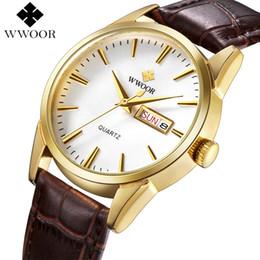$enCountryForm.capitalKeyWord Australia - band pin tool Men es Top Brand Date Day Genuine Leather Clock Luxury Gold Casual Watch Men's Quartz Sports Wrist Watch