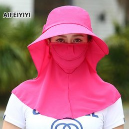 electric beige 2018 - Ms. summer sun hat sun protection hat UV protection face electric car folding cheap electric beige