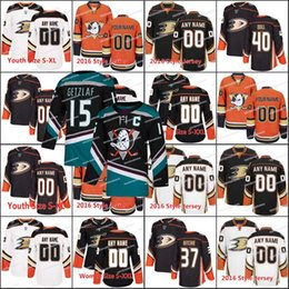 a219e3414 New Season 1 Reto Berra 31 Jared Coreau 36 John Gibson 30 Ryan Miller 17  Anton Rodin 10 Corey Perry Anaheim Ducks Hockey Jerseys