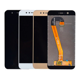Huawei lcd glass online shopping - Original For Huawei Display Nova LCD Touch Screen Glass White black gold goods will be delivered within hours free DHL