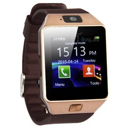 $enCountryForm.capitalKeyWord Australia - 2018 Newest Smart Watch Upgrade Smartphone Call SMS Anti-lost Bluetooth Bracelet Watch for Android Phone GPS