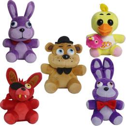 $enCountryForm.capitalKeyWord Canada - 25cm Five Nights At Freddy FNAF Dolls & Stuffed Toys Golden Freddy fazbear Mangle foxy bear Bonnie Chica Plush Doll