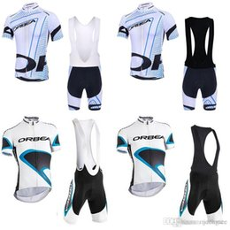 ORBEA team Cycling Short Sleeves jersey (bib) shorts sets Can Custom Design  Summer Biker Cycling Sports set c2611 e89a6b58d