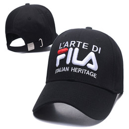 5110da06435 FL Snapback Ball Cap Unisex Adjustable Fil Baseball Hat Street Hip Hop  Casquette Outdoor Sports Fishing Sun Hats Designer women men caps NEW