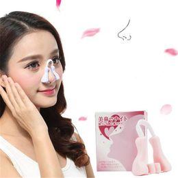 Lifting Shaping Beauty Nose Australia - Nose Shaping Shaper Lifting Bridge Straightening Beauty Clip Nose Up BEAUTY TOOL Pretty Nose Massage Tools FU011PK