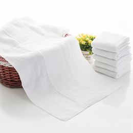 Wholesale BABY DIAPER BIRDSEYE COTTON BABY CLOTH DIAPER WASHABLE AND REUSABLE THREE LAYER THICKENING OF ABSORBENT COTTON X14INCH