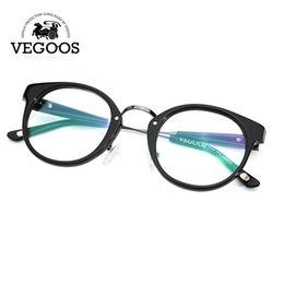 ee52b22c12bf VEGOOS Brand Design New hot Super light pure acetate eyeglasses frames  glasses frame myopia circle gafas de sol  5023